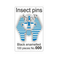 Insektsnålar storlek 000