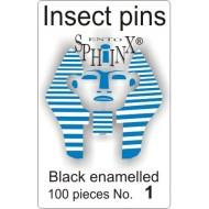 Insektsnålar storlek 1