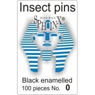 Insektsnål nr 0