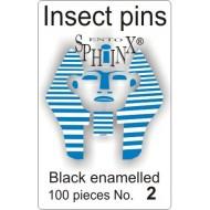 Insektsnålar storlek 2